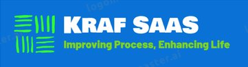 Kraf Saas Solution Logo