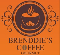Valeront Style Co. or Brenddie's Coffee & Gourmet  Logo