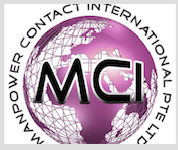 Manpower Contact International Logo