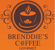 Brenddie Coffee and Gourmet Logo
