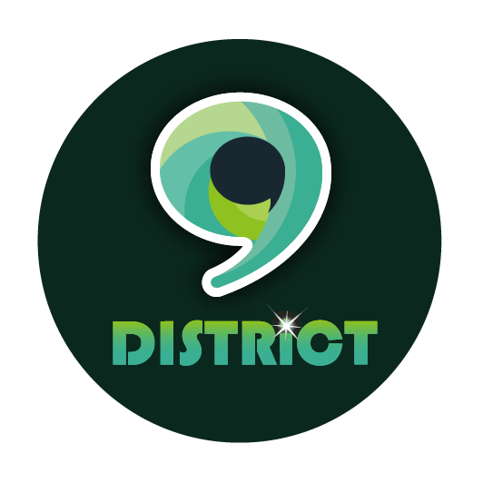 District 9 Bistro Logo